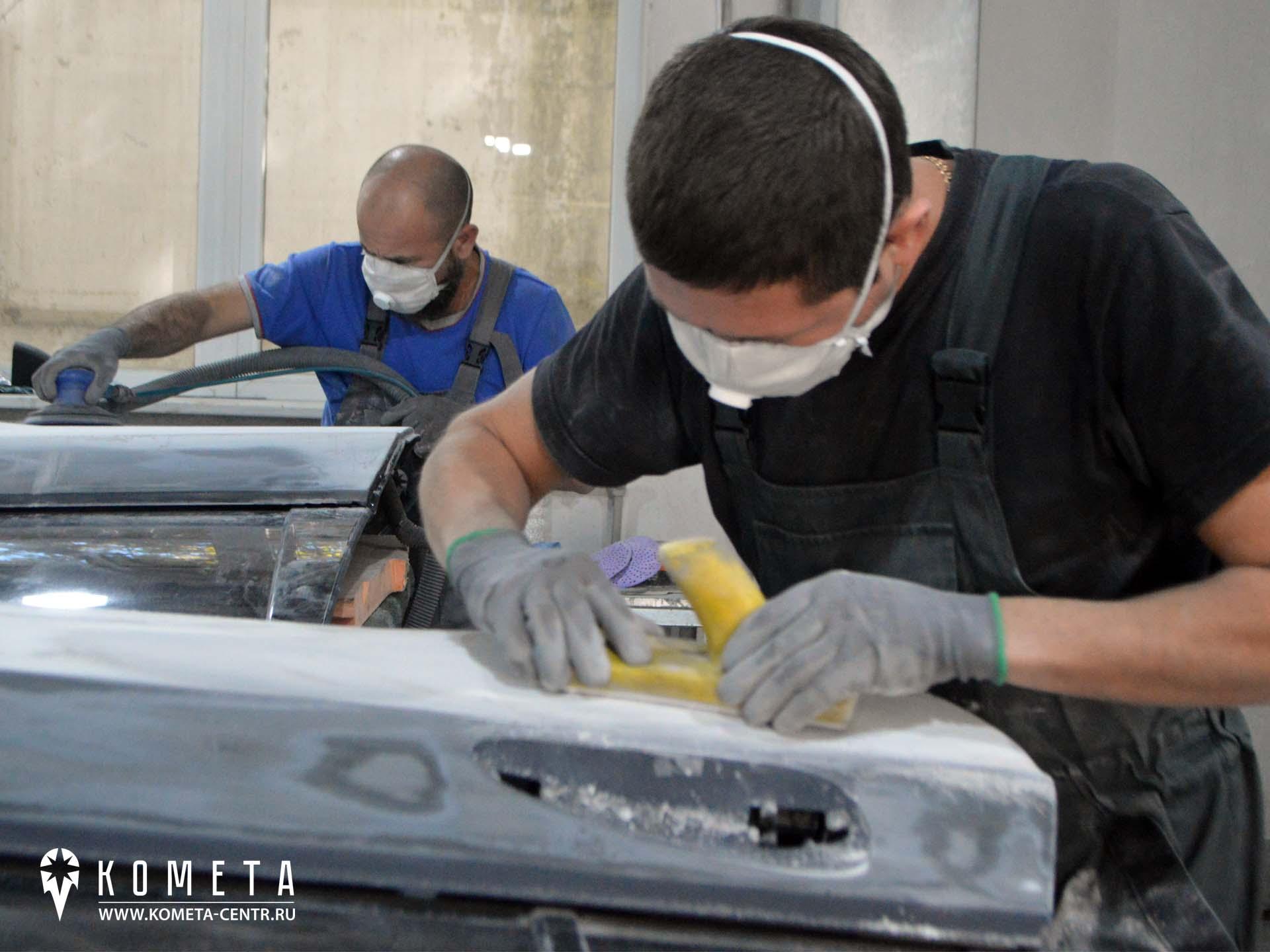 кузовной ремонт симферополь